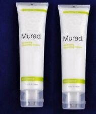 2-MURAD Renewing Cleansing Cream Resurgence 4 oz / 120 ml  x 2 Sealed NEW