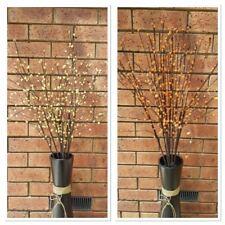 10Pcs Artifical little poms ball flexible Flowers Bonsai Bouquet Plant Deor