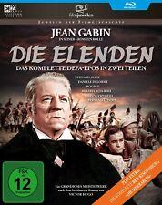 Die Elenden 1-2 (1958) - Jean Gabin - Victor Hugo - DEFA Filmjuwelen [Blu-ray]