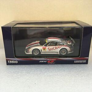 Art Taste GT3R Porsche Super GT300 2011 #15 #Ebbro 1/43 #44676