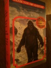Choose Your Own Adventure 4-Book Box Set, Vol 1 Abominable Snowman: New,Noshrink