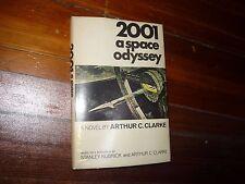 2001 A Space Odyssey Arthur C. Clarke 1st Taiwan HC/DJ