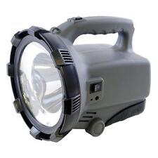 Lloytron d2203 NERO 5 W LED Beam Torch 2x impostazioni di luminosità WEATHERPROOF-NUOVO