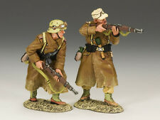 KING AND COUNTRY AFRIKA KORPS Rifle Section AK79 AK079
