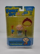 """Family Guy Bedtime Stewie Griffin Action Figure MIB 6"""" Reissue Mezco Toy"""