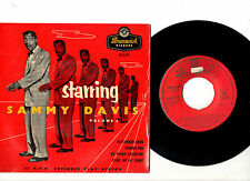 "SAMMY DAVIS.STARRING (VOL.3).UK ORIG ""GOLD-PRINT"" 7"" EP & PIC/SL.VG+/EX"