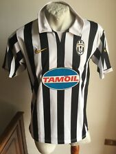 MAGLIA CALCIO NIKE TAMOIL JUVENTUS 2006 HOME FOOTBALL SHIRT JERSEY SIZE L