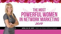 THE MOST POWERFUL WOMEN IN NETWORK MARKETING EVENT 2019-Las Vegas Ticket