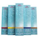 Wella Color Charm Demi-Permanent Gel Haircolor 2 oz You choose shade!