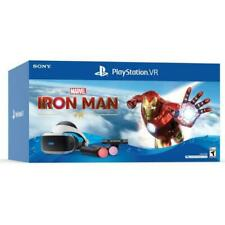 Sony PlayStation VR - Marvel's Iron Man Bundle