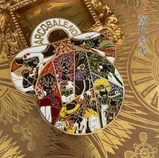 HITMAN REBORN Yamamoto Takeshi Sasagawa Ryohei Gokudera Hayato Metal Badge Pin