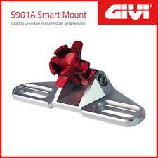 SUPPORTO [GIVI] S901A SMART MOUNT UNIVERSALE DA MANUBRIO PER CUSTODIE GPS/PHONE