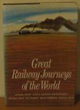 Great Railway Journeys of the World,Michael Frayn,Ludovic Kennedy,Miles Kington