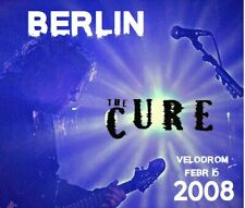 THE CURE LIVE BERLIN 2008 3 CD BOX