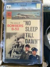 Four Color #831 No Sleep Till Dawn cgc 9.6 White Pages