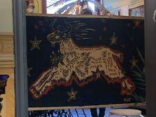 grande tapisserie Lurçat Le Bouc Aux Etoiles