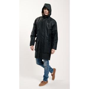 Grundens Faro Parka XL Raincoat Blackstyle Guy Cotten Stutterheim Kleppermantel