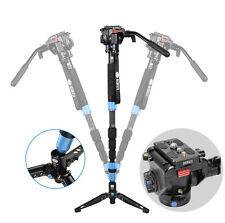 Sirui P224S VA-5 Carbon Fiber Monopod Tripod For Camera Video Head Loading 8kg