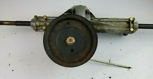 MTD Variable Speed Transaxle Model # 618-04903 Square Shoulder Axle