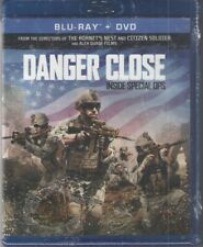 Danger Close Inside Special Ops (Blu-ray &  DVD, 2017, 2-Disc Set - WS) - NEW