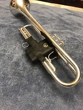 Trumpet Valve Guard Made In USA! Leather Specialties Deluxe Valve Guard #1