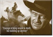 John Wayne Courage 2x3 Magnet