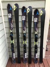 Atomic Nomad Blackeye Ti 160cm Demo Ski w/ XTO 12 Demo Binding *GREAT CONDITION*