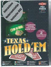 DVD: TÁCTICA Poker Pro Series: Aprende a jugar al Texas HOLD`EM