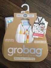 The Gro Company Gro Bag Sleeping Traveling Bag 0-6months 2.5 Tog