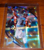 ATOMIC REFRACTOR DAN MARINO 1997 Bowman's Best Miami Dolphins