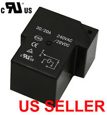 New 30A 12VDC/120VAC General Purpose Relay 250VAC 30A-Choice