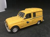 Norev 1/43 Renault 4L fourgonnette de la Poste 1962