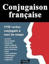 Conjugaison Fran�aise : 3750 verbes conjugu�s � tous les Temps by Pierre...