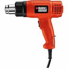 Black + Decker Heatgun KX1650 1750w Heat Hot Air Gun for Stripping Paint Varnish