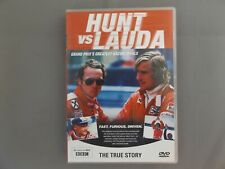 HUNT vs LAUDA - REGION 0 DVD - F1 - GRAND PRIX'S GREATEST RACING RIVALS