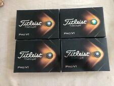 Titleist Pro V1 Golf Balls (4 Dozen) BRAND NEW IN BOX