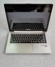 """ASUS Ultrabook VivoBook S400CA-UH51T Intel Core i5 3rd Gen 3317U 4GB 14.0"""" RUP"""