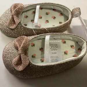 Carters Baby Shoes Infant Girl