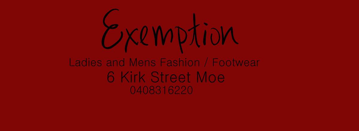 Exemption 3825