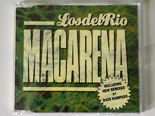 Macarena - Los del Rio - Single-CD mit 5 verschiedenen Mixes