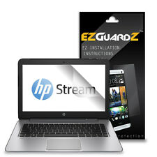 2X EZguardz LCD Screen Protector Cover HD 2X For HP Stream 14 Laptop (Clear)