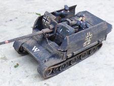 Roco Minitanks Pro Painted WWII German Grille 88MM SP Anti Aircraft Lot #2431B