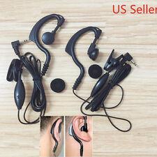 Clip Ear Headset/Earpiece For Cobra Radio CXT425/CXT450 CXT645