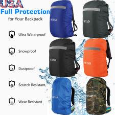 Waterproof Backpack Rain Cover Bag Rucksack Dust Snow Protector Camping Hiking!