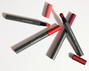 BURBERRY Lip Velvet Crush Sheer Matte Stain 0.08oz Pick your Shade New with Box