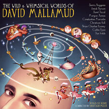 Various Artists - Wild & Whimsical Worlds Of David Mallamud / Var [New CD]