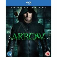 Arrow Complete Series 1 Blu Ray All Episode First Season Original UK Release New