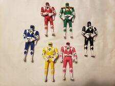 Mighty Morphin Power Rangers Flip Head Action Figures