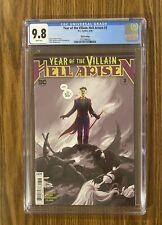 Year of the Villain: Hell Arisen #3 (1st Punchline) - 3rd Print - CGC 9.8 🔥 🔑