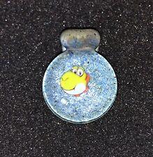 Yoshi Heady Glass Pendant